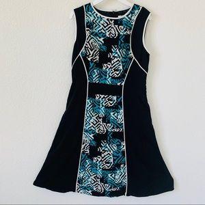 Cato Sleeveless Printed Dress Size 4 👗